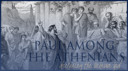 May 17, 2020 Paul Among the Athenians