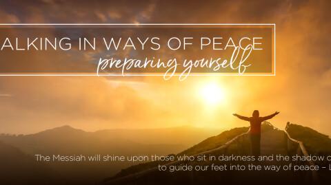 Praying in Exile: Walking in Ways of Peace