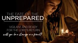 November 8, 2020 The Fate of the Unprepared