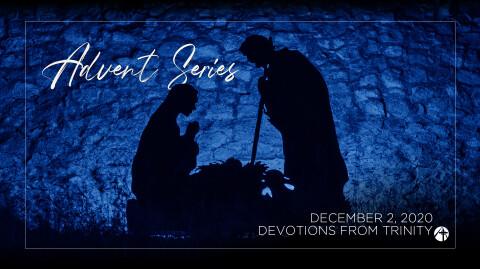 Advent Devotional 2020 Week 1