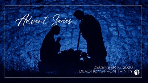 Advent Devotional 2020 Week 3